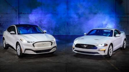福特Mustang特别版发布:采用专属车漆和车身部件,整体要更加独特