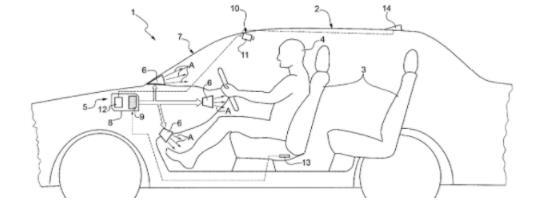 法拉利专利展示智能空调系统 可根据乘客身体温度优化气流