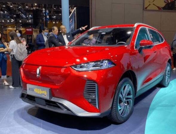 欧拉发布全新的A+级纯电SUV 瞄准当代女性市场