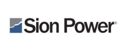 Sion推出17 Ah Licerion®可充电锂金属电池 用于电动汽车