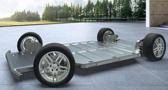 """初创公司DeepDrive开发出轮毂电机以及""""滑板""""车辆平台 提高车辆效率"""