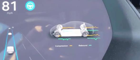 特斯拉推送全新软件更新 改进Model S悬架、自动泊车