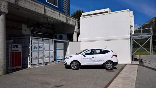 瑞士EPFL开发新系统 以解决清洁制氢和大规模储能问题