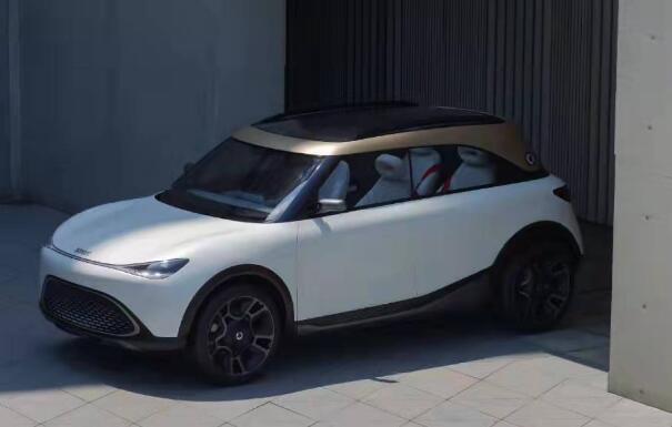 smart全球首发纯电SUV 有望最早于2022年正式上市