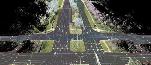 梅赛德斯-奔驰与HERE合作 为DRIVE PILOT系统搭载高清实时地图