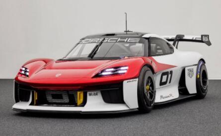 保时捷发布全新Mission R概念车,呈现了品牌对赛车运动未来的精彩展望