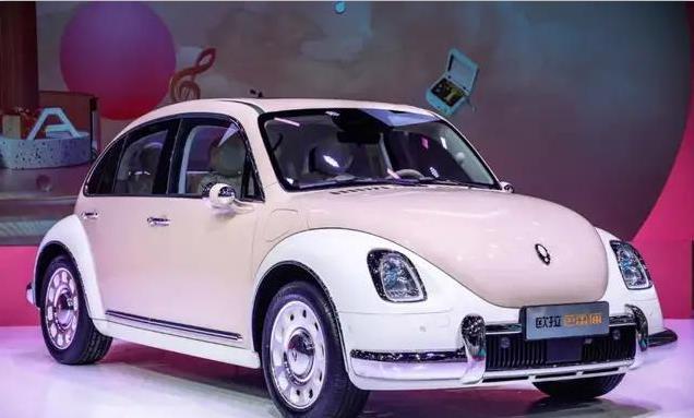 汽车品牌开始在颜色上大做文章,为汽车行业颜色注入鲜活色彩