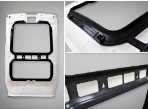 巴斯夫和Grupo Antolin使用工程塑料模制全景天窗框架 有助于实现轻量化和减排