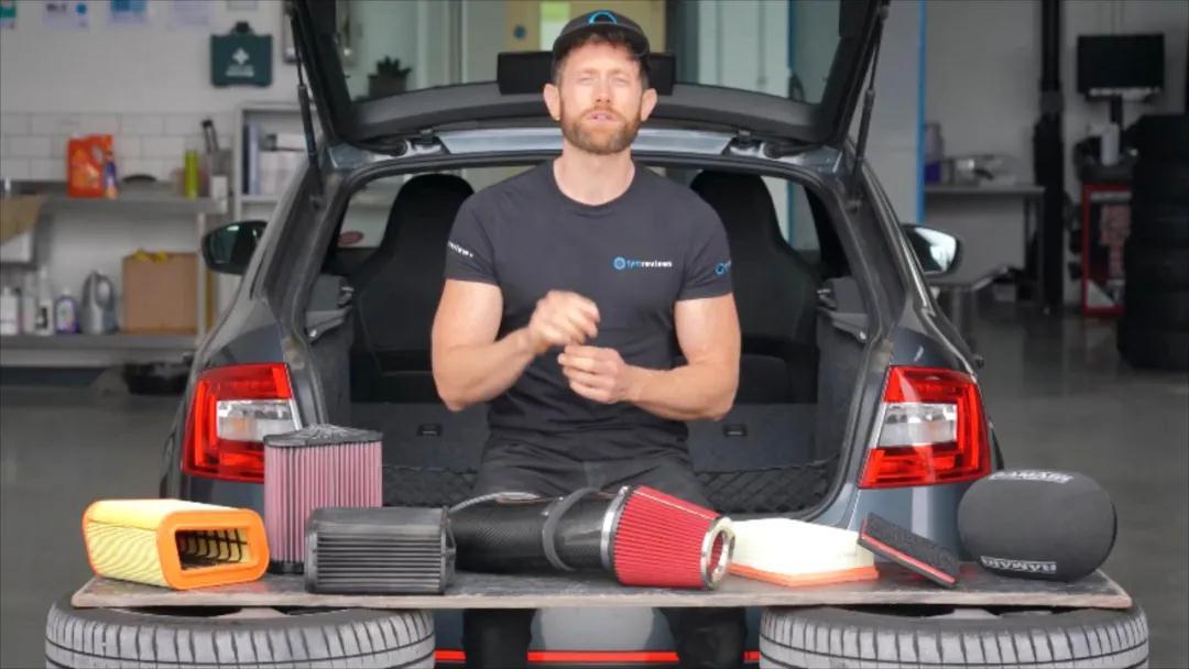 汽车高流量空滤真的有用吗?试验告诉你答案