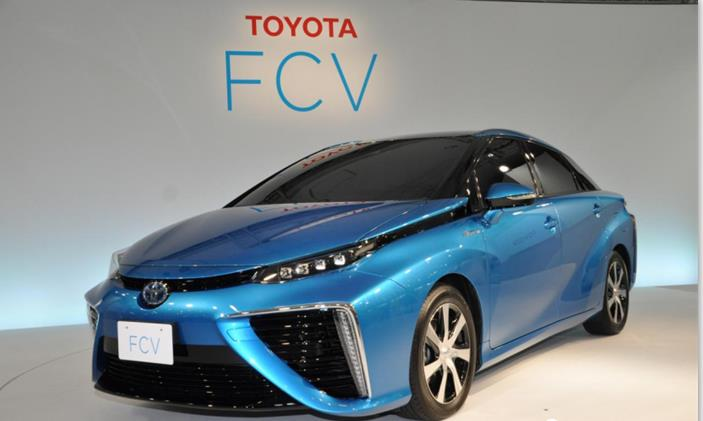 投资140亿美元,丰田已加入电池之战