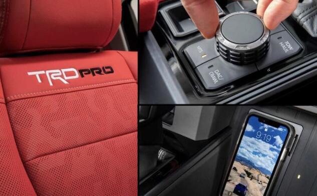 全新一代丰田坦途更多细节曝光 将于 9 月 19 日发布