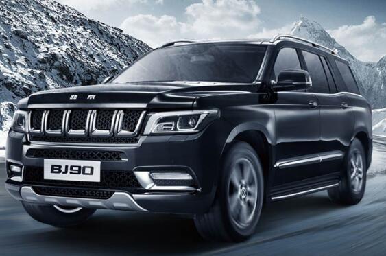 百万元的的国产SUV强在何处?剖析北汽BJ90