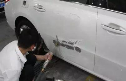 后喷的漆与原厂车漆究竟有什么区别?哪个好