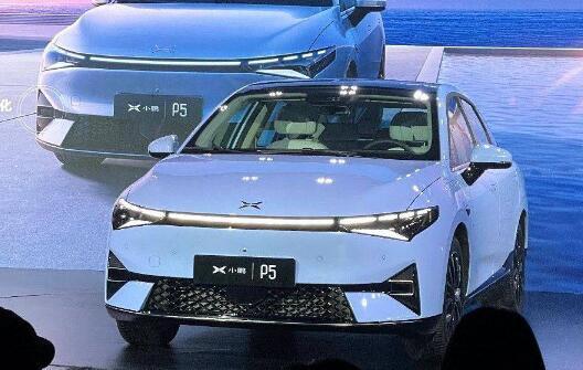 尺寸超过Model 3,搭载激光雷达的小鹏汽车P5真的很香吗?