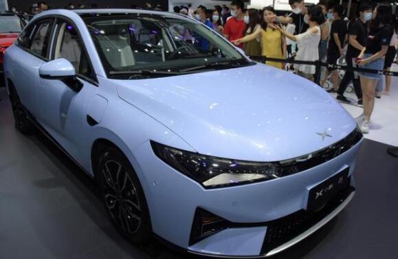 小鹏P5正式上市 安全驾驶成最大卖点