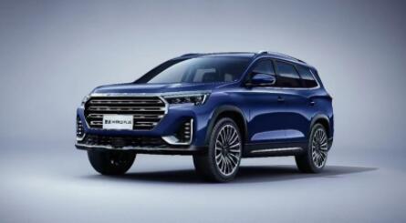 捷途X90 PLUS正式上市,共推出5款车型,售价10.19-13.99万元