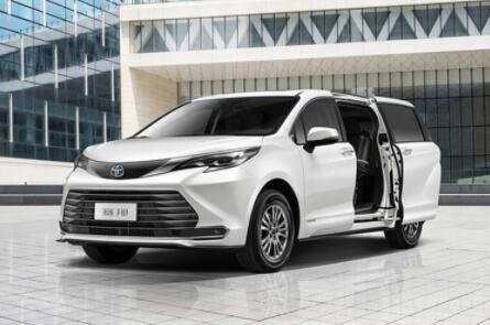 广汽丰田赛那SIENNA正式开启预售,预售价32-42万元