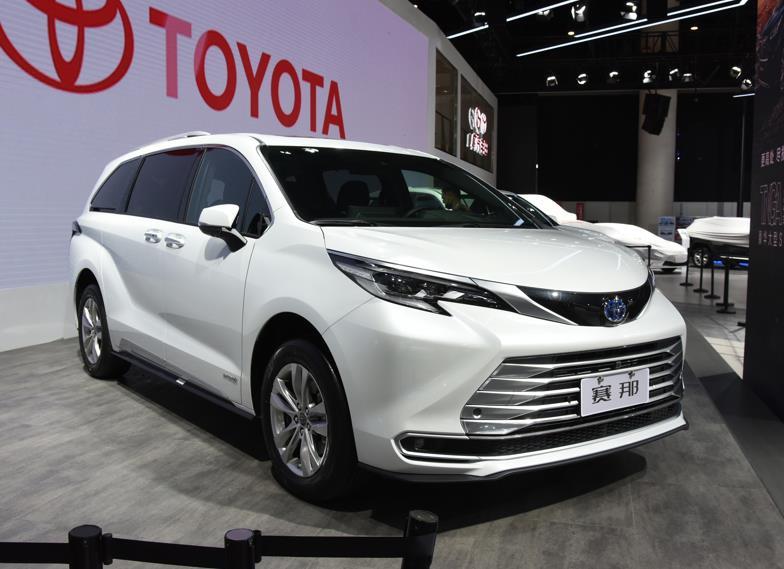 预售32-42万 广汽丰田赛那或于10月27日上市
