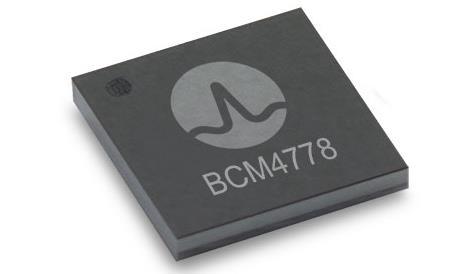 博通推出GNSS接收器芯片BCM4778 功耗仅为1/5