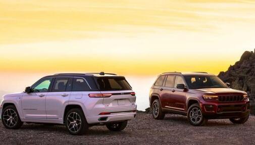 第五代Jeep大切诺基发布 7座长轴和5座短轴版双车组合