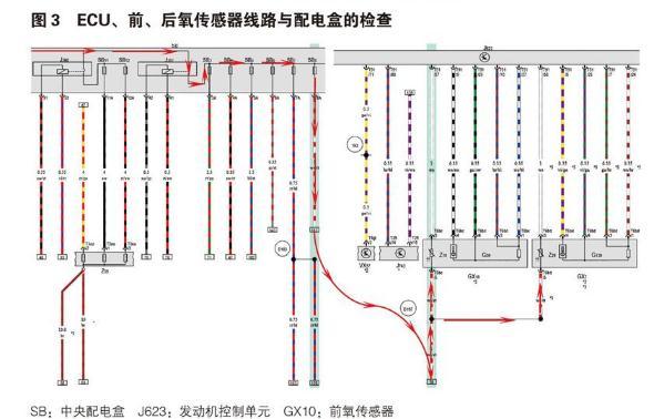 现代汽车电路的特点、类型及线路检修的方法