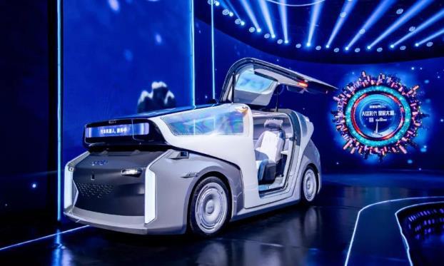 造车的终局,难道都是要成为一家机器人公司?