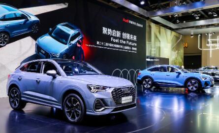 2022款奥迪Q3/Q3轿跑正式上市,Q3售价27.88-32.36万元,Q3轿跑售价28.93-3