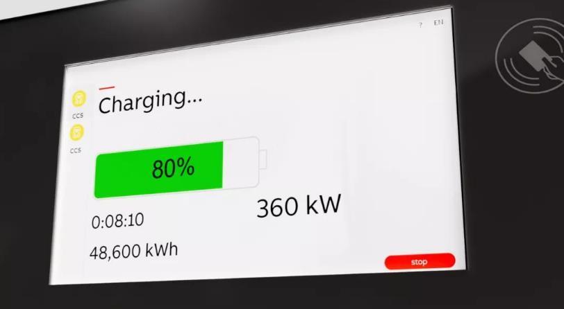 给一辆电动车充满电需要多久?15分钟!