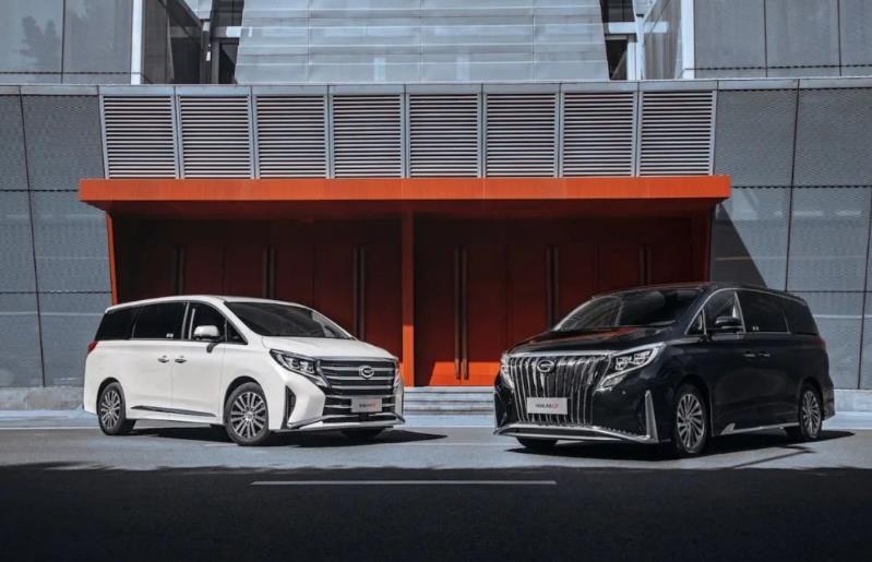 广汽集团的产销量双增,合资与自主的成绩强势增长