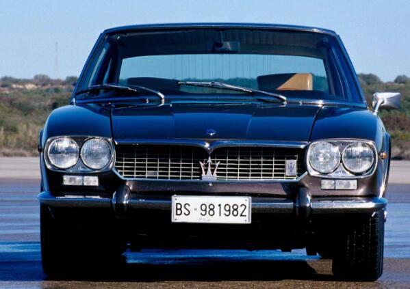 意式风范 纯粹隽永 玛莎拉蒂经典车型Mexico亮相55周年