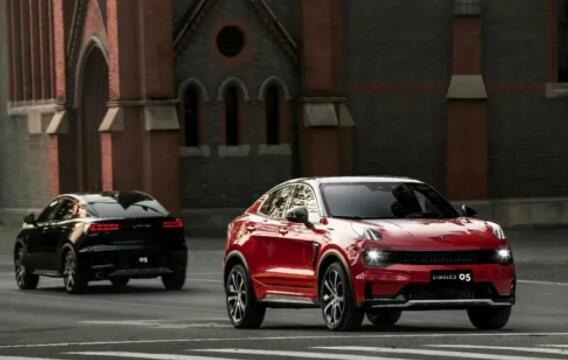 领克05+评测,中国性能SUV市场破局者