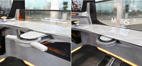 现代摩比斯开发出可折叠转向系统 优化车辆空间