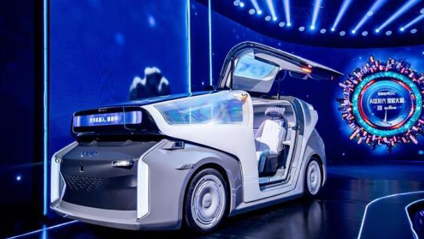 百度发布Apollo汽车机器人:不设方向盘,无需人类驾驶